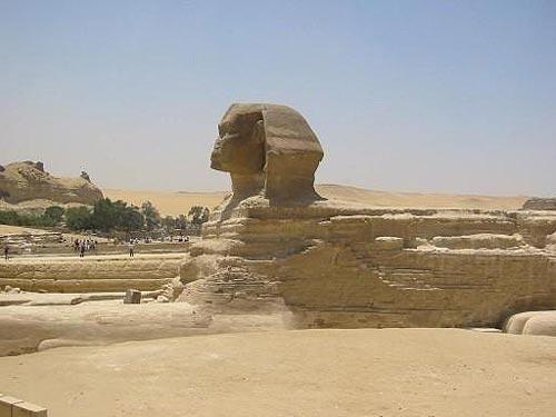 Сфинкс Египет фото