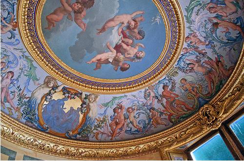 Франция - Замок Во-ле-Виконт - экскурсия - фото flickr.com