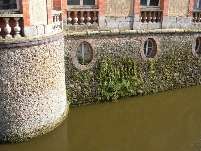 Франция - Дворец Дампьер - Франция - фото flickr.com