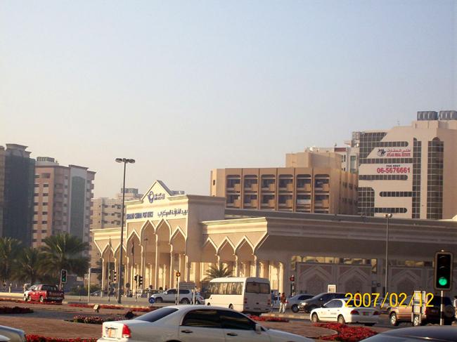 Шарджа - эмират ОАЭ - фото flickr.com