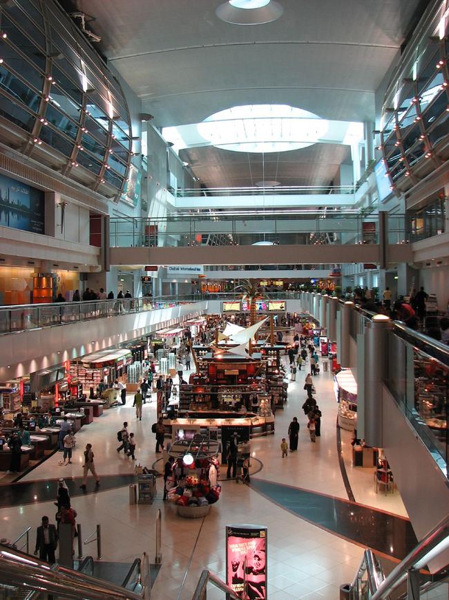 Дубай - аэропорт - фото flickr.com
