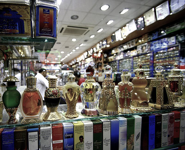 Дубай - шоппинг - магазины - фото flickr.com