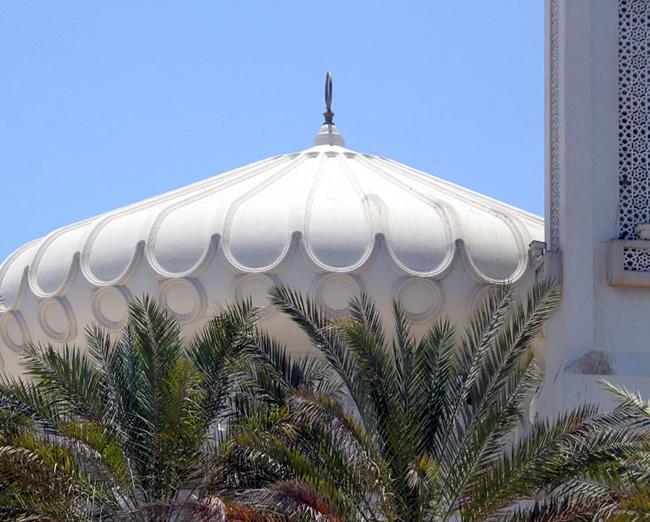 Дубай - самый большой эмират - фото flickr.com