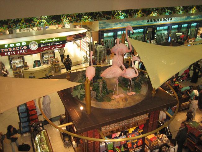 Дубай Аэропорт  - фото  flickr.com