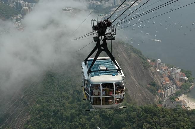 Рио-де-Жанейро - фуникулер