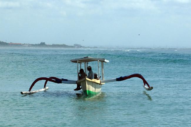 Бали - прогулки по океану