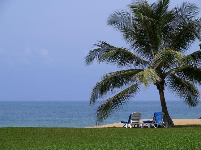 Бали - отдых на берегу океана