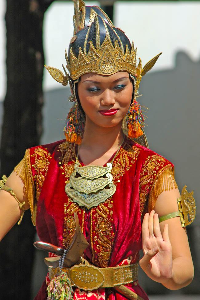 Бали - национальный танец