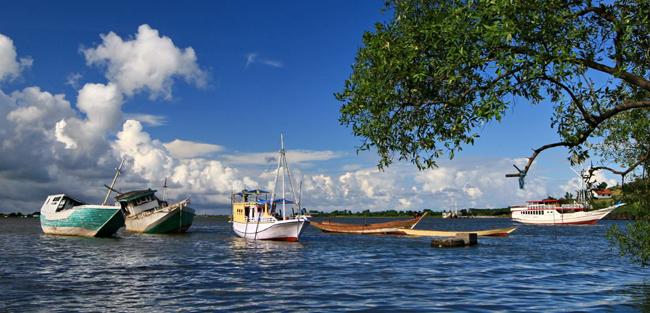 Ломбок, фото острова, пляжи, отели