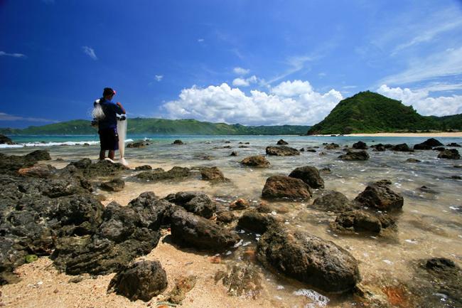 Ломбок, фото острова, пляжи, отели flickr.com
