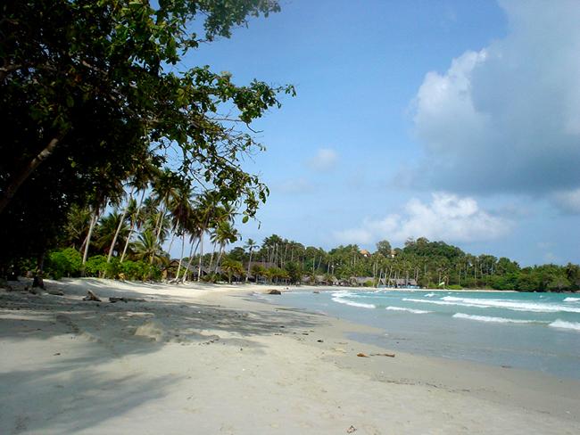 Остров Бинтан, фото пляжей