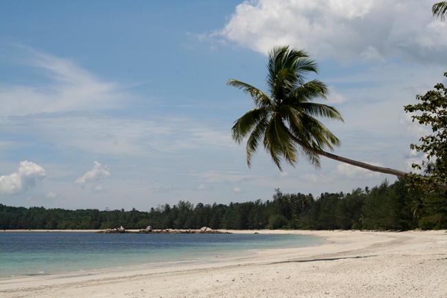 Остров Бинтан, фото пляжей, отелей flickr.com