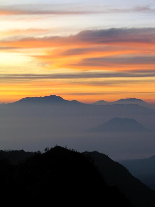 Гора Бромо, остров Ява, фото