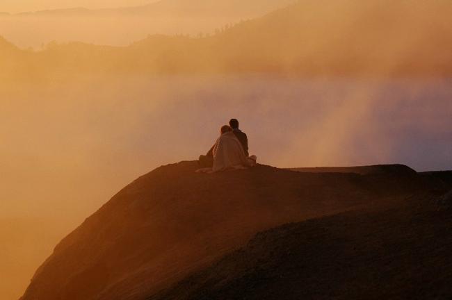 Гора Бромо, остров Ява, фото flickr.com