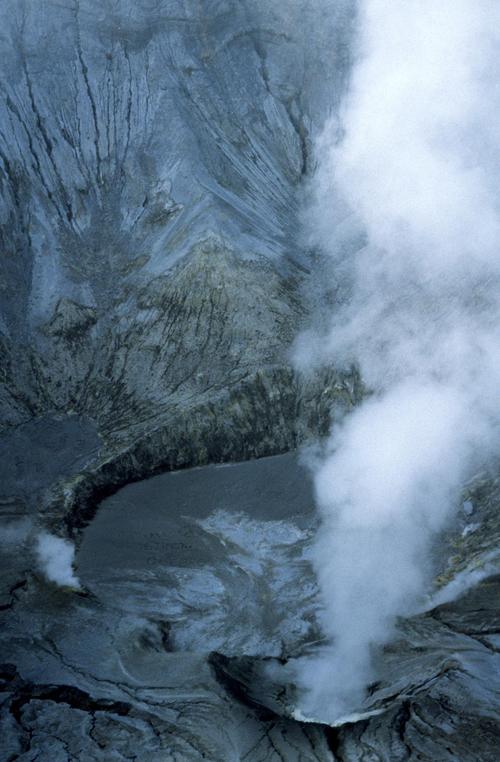 Гора Бромо, Ява, Индонезия, фото flickr.com