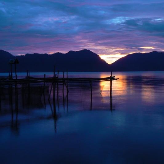 Остров Суматра - Индонезия - фото