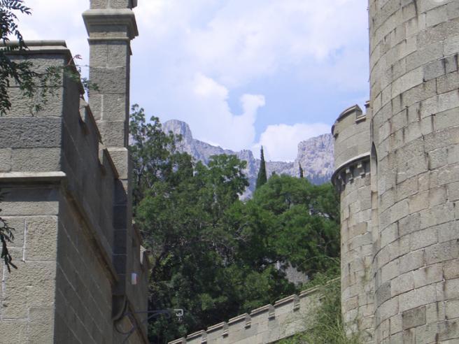 Дворец Воронцовский
