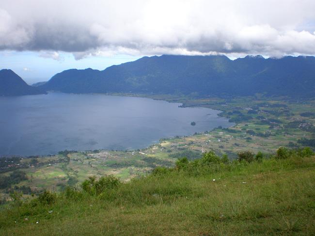 Суматра - Озеро Манинджау - Индонезия