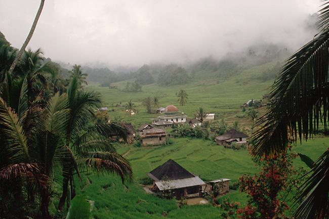 Осров Суматра, Индонезия