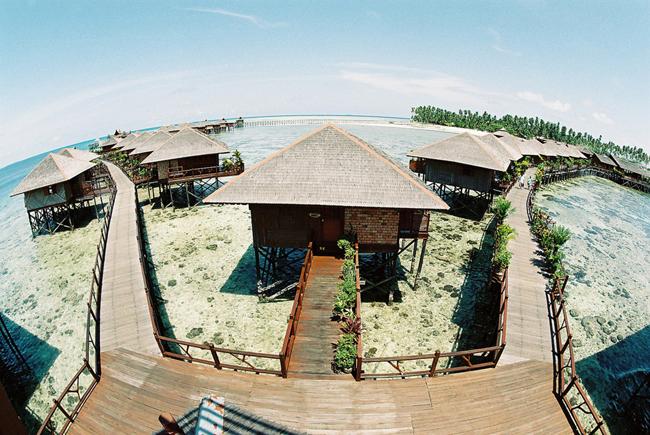 Малайзия: остров Сипадан - фото flickr.com