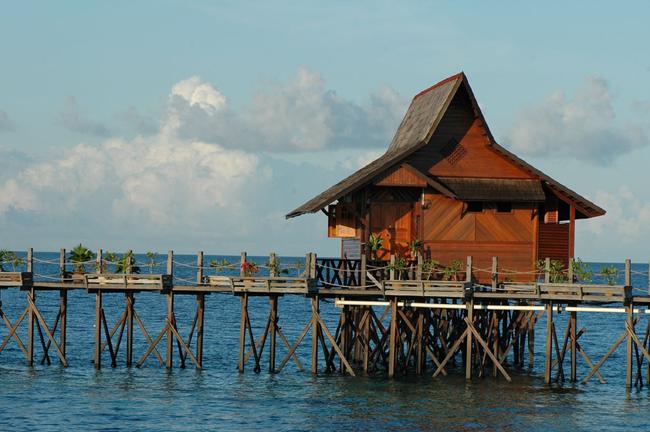 Остров Сипадан - Малайзия - фото flickr.com