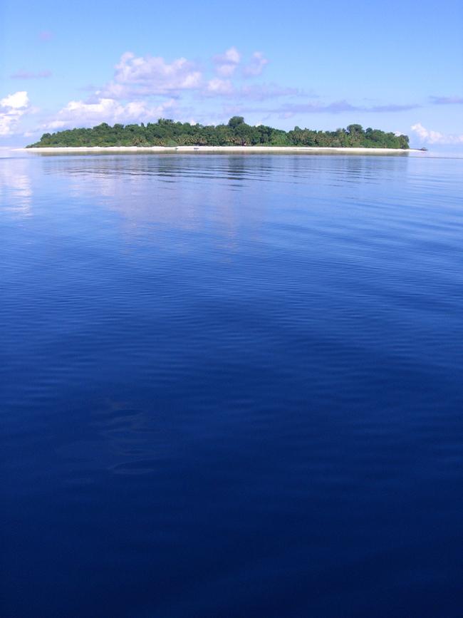 Сипадан - остров Малайзии