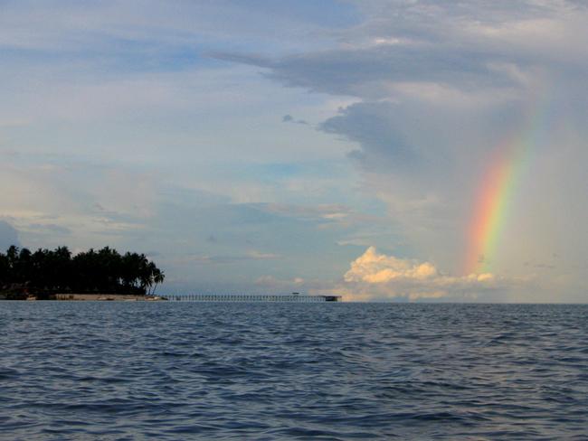 Мабул - остров Малайзии - фото flickr.com