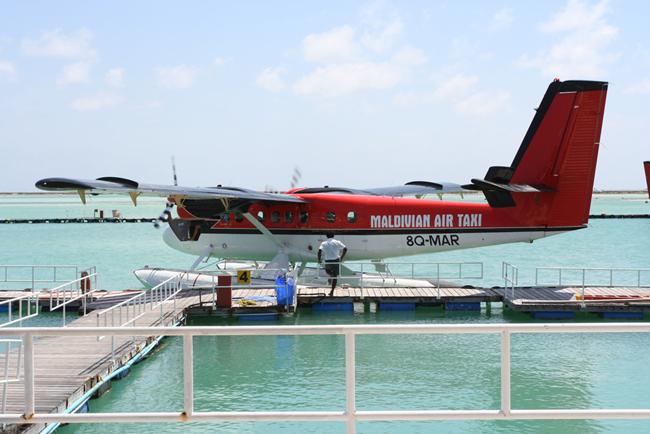 Пляжи Мальдив - побережье - фото flickr.com