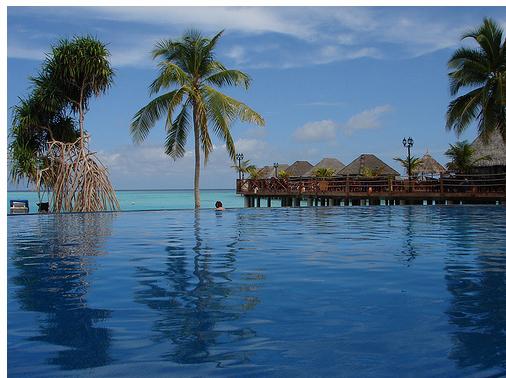 Мальдивы - фото Раа - отдых - flickr.com
