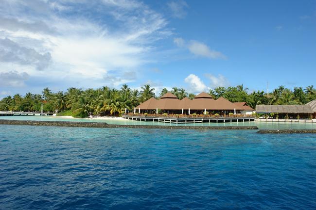 Отели на Мальдивах - фото