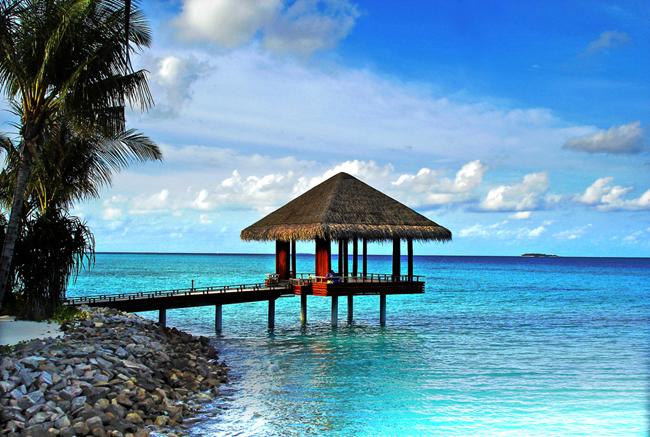 Фото отелей на Мальдивах