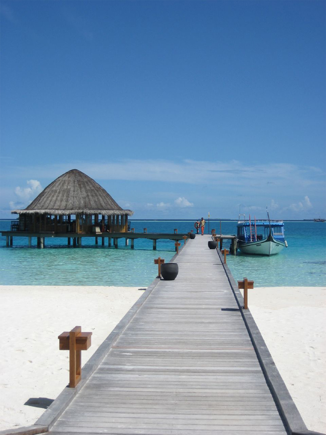 Отели Мальдивы - фото