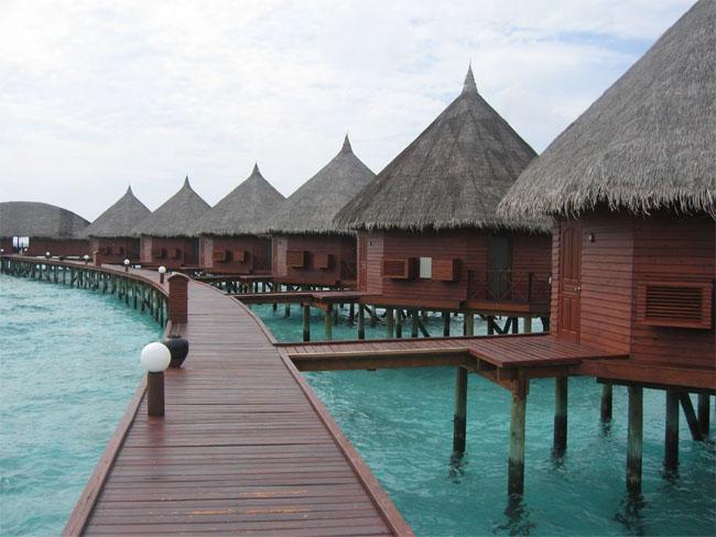 Мальдивы - отели
