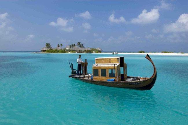 Мальдивы - отели - фото