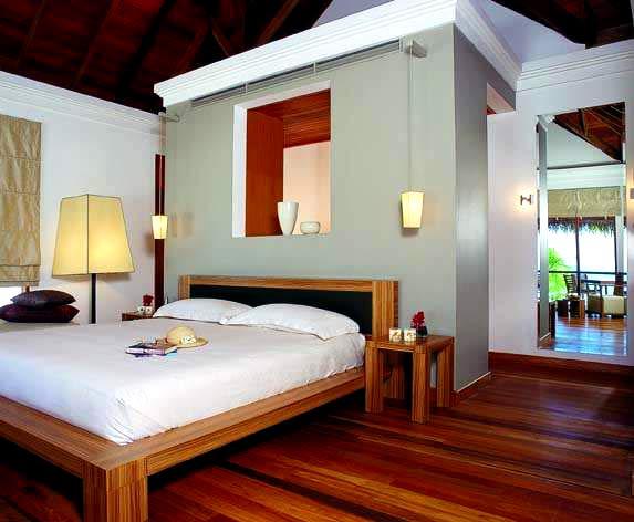 Отель Huvafen Fushi Maldives