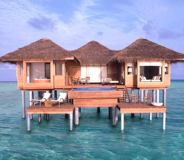 Отель Huvafen Fushi Maldives - Мальдивы - фото