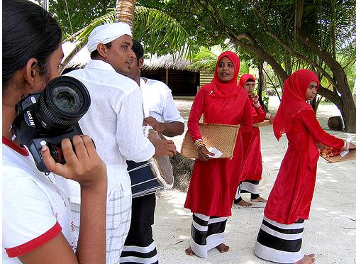 Мальдивы - национальная одежда