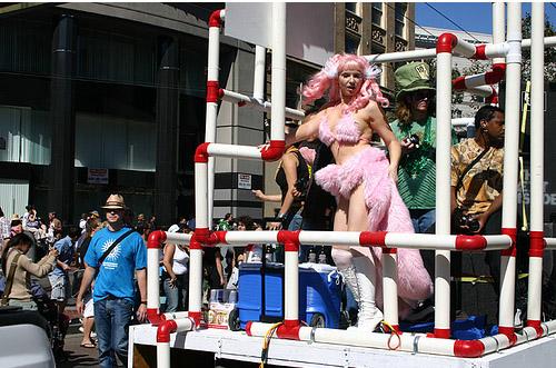 Парад Любви - фото flickr.com