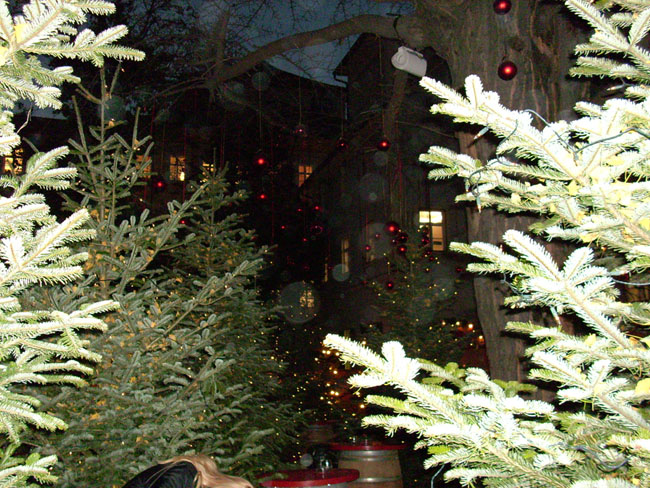 Рождественная ярмарка в Берлине - фото flickr.com