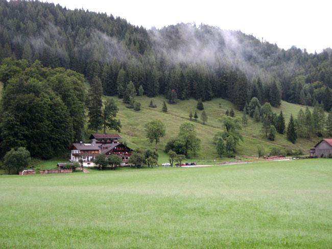 Обераудорф - Германия - фото flickr.com