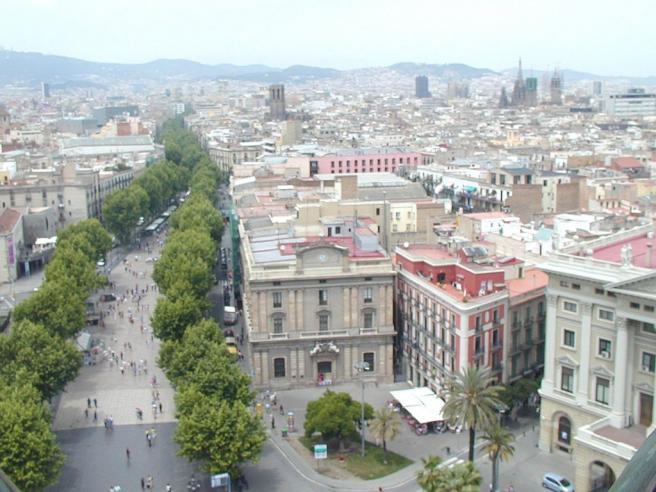 Испания Барселона фото