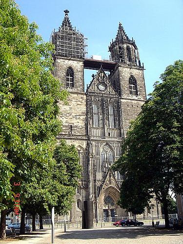 Магдебург - Германия - фото flickr.com