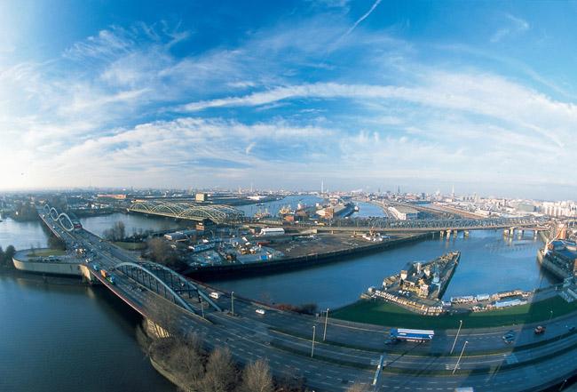 Гамбург город Германии - фото flickr.com