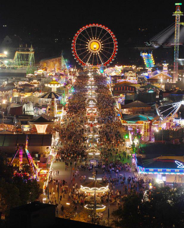 Мюнхен - туры в Германию - фото flickr.com