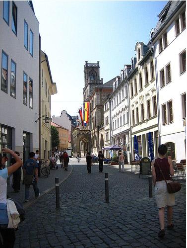 Туры в Веймар - в Германию - фото flickr.com