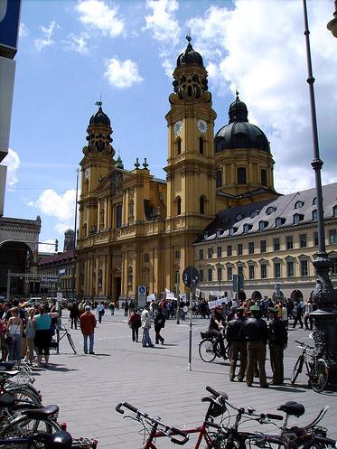 туры в Германию - фото flickr.com
