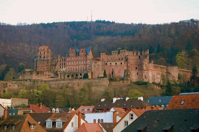 Хайдельберг - туры в Германию - фото flickr.com