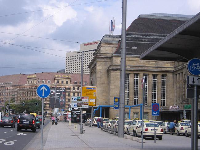 Лейпциг - фото города - Германия