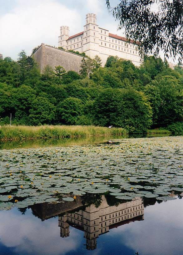 Замок Виллибальдсбург - экскурсии с посещением замка - фото flickr.com