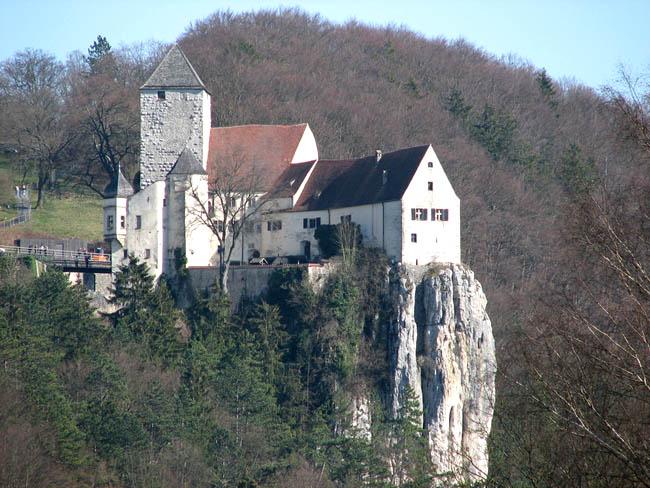 Замок Прунн - экскурсии по Германии - фото flickr.com